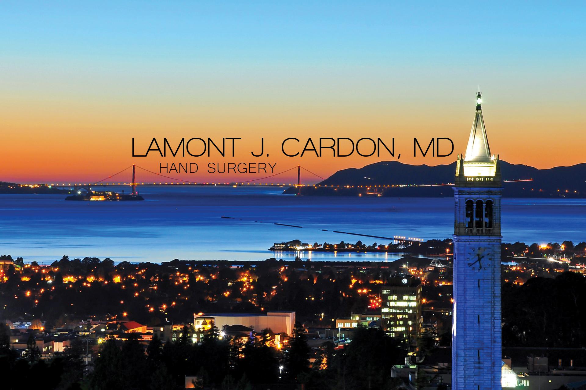 Lamont J. Cardon, MD